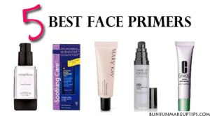 5-Best-Face-Makeup-Primers-For-Oily-or-Sensitive-Skin